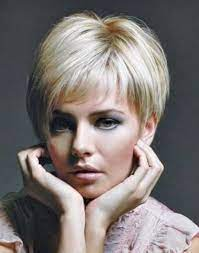 As mentioned before, there are so many short hairstyles for women over 60 with fine hair, such as below: Pin On Hair