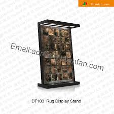 Rug Display Stand Carpet Rug Rack Display Stand DT100Stone Display RackCeramic 29