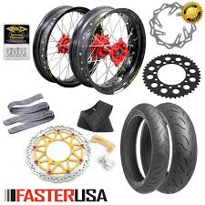 honda supermoto wheel kit