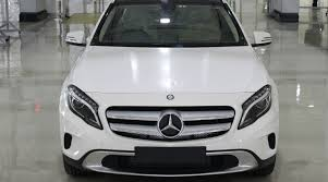 new car launches in pune priceMercedesBenz GLAClass now being assembled in Pune prices