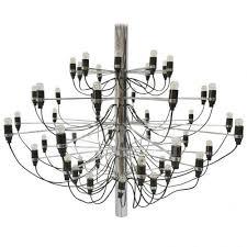 silver flos 2097 chandelier replica