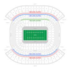 Sun Bowl Stadium Seating Chart Nissan Stadium Seating Rows Nissan Stadium Seating Chart