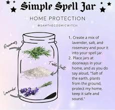 Pin by Alex Bressler on spells in 2020   Herbal magic, Jar spells, Wicca  recipes