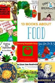 it s fun to learn about food with kids read stories about baking cooking eating and giving food here are 13 children s books about food to read aloud