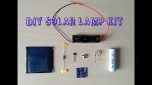 diy solar lamp kit solarlamp steam education kit