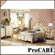 Beds Sets High Quality Antique Bedroom Furniture Set Oak Solid Wood ...