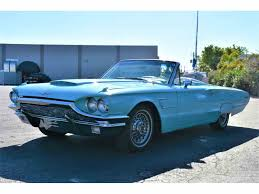 1965 Ford Thunderbird for Sale | ClassicCars.com | CC-1068552