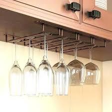 wine glass holders stemware wooden wine glass rack ikea