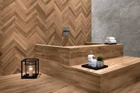 view in gallery wood grain porcelain tile bathroom wall atlas concorde