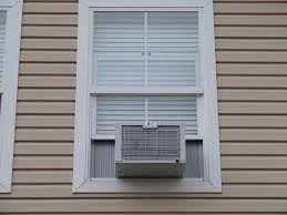 air conditioning window unit. store them away. the first thing that is recommended for window air conditioning units unit d