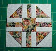 Paths and Stiles Is an Easy Patchwork Quilt Block | Patchwork ... & Paths and Stiles Is an Easy Patchwork Quilt Block Adamdwight.com