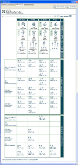 Bazi Ming Pan Professional Edition V2 0 Web Based 1