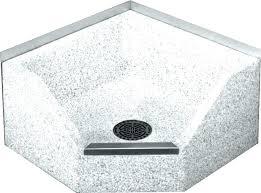 terazzo shower base terrazzo shower pan medium size of formidable terrazzo shower pan pictures inspirations formidable