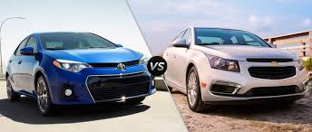 Cruze chevy cruze 2015 : 2015 Toyota Corolla vs 2015 Chevy Cruze