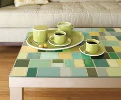 funky coffee table
