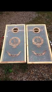 Custom plexiglass corn hole boards | Cornhole boards. | Pinterest ...