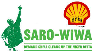 Resultado de imagem para ken saro wiwa shell