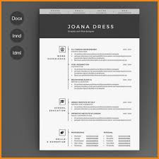Adobe Resume Template Free Tinymcsmall Template