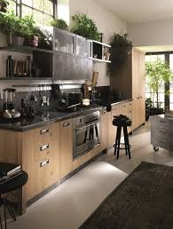 Industrial Kitchen Industrial Contemporary Kitchen By Snadeiro Industrial Kitchen