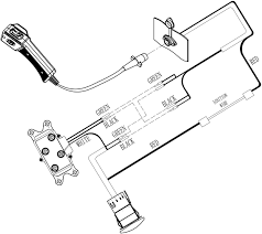 Mile marker winch wiring diagram unique assault winch contactor kfi atv winch mounts and accessories of