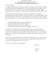Cover Letter Apa Format Example Cover Letter Examples For Resume