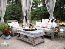 Amazing Patio Furniture Ideas Upcycled Unique Patio Furniture