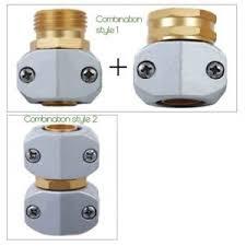 garden hose repair kit. garden hose repair kit,connector,adapter,heavy duty male / female mender kit