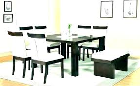 large round dining table seats 8 size of dinning room extension tables extendable square oak dimensions