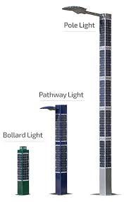 Solar Lighting Systems  Soluxio Autonomous Solar SolutionsSolar Pole Lighting