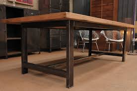 Fresh Industrial Style Dining Room Tables 98 In Ikea Dining Table Industrial Look Dining Table