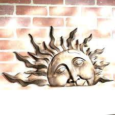 sun face wall decor copper sun outdoor wall art sun face wall decor large sun wall sun face wall decor