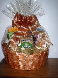 image of retirement gift basket for man