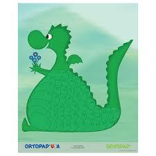 Ortopad Patching Reward Poster Dragon