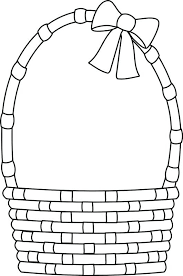 Easter Basket Coloring Pages 5 Futuramame