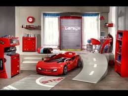 Race car bedroom decorating ideas