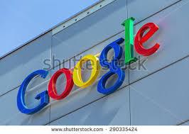 google office switzerland. Zurich, Switzerland - 24 June, 2015: Google Sign On The Wall Of Office