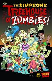 The Simpsons The Simpsons Treehouse Of Horror 20