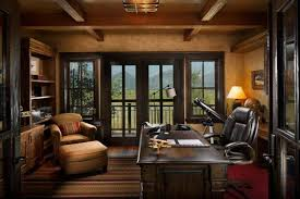Small Picture Classic Home Office Design 20 Rustic Home Office Designs