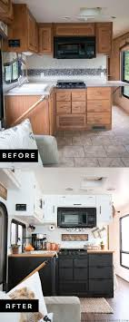 Camper Trailer Kitchen Designs 25 Best Ideas About Campers On Pinterest Travel Trailer Remodel