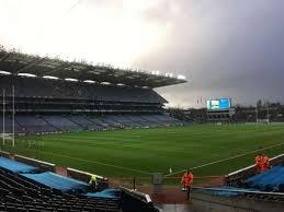 Croke Park Section 313 Home Of Dublin Gaa