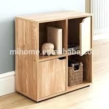 4 cube 2 door wooden bookcase shelving display shelves storage unit wood shelf bookshelf target reclaimed