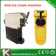 Used Ice Vending Machines For Sale Gorgeous 48Lhour Capacity Soft Small Ice Cream Machineice Cream Serve