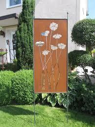 Sichtschutz Garten Modern Stein Excellent Moderne Garten Garten