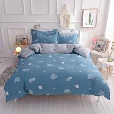 bedding sets duvet cover blue white cartoon new fashion single twin full queen sizes kid or boys l duvet covers red and white duvet cover from serlima