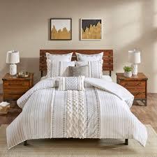Jenkinsburg 100% Cotton 3 Piece Duvet Cover Set