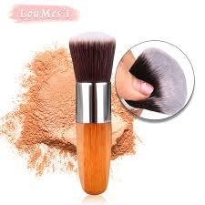 loumesi loose powder brushes blusher powder makeup brush tool soft blush eyeshadow brush concealer contour makeup