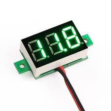drok dc voltage voltmeter drok 090562 dc voltmeter