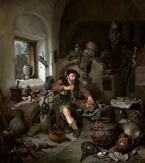 cornelis bega dutch c the alchemist art cornelis bega dutch c 1631 1664 the alchemist 1663
