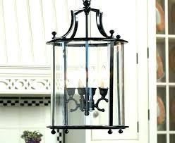 lantern chandelier foyer large lantern chandelier foyer hanging glass lantern style foyer chandelier