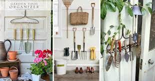15 best garden tool storage s